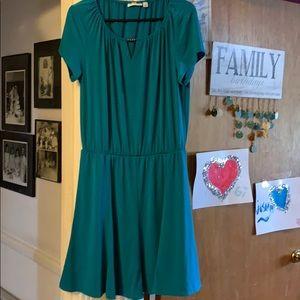 Susan Graver Romper Mini Dress Medium
